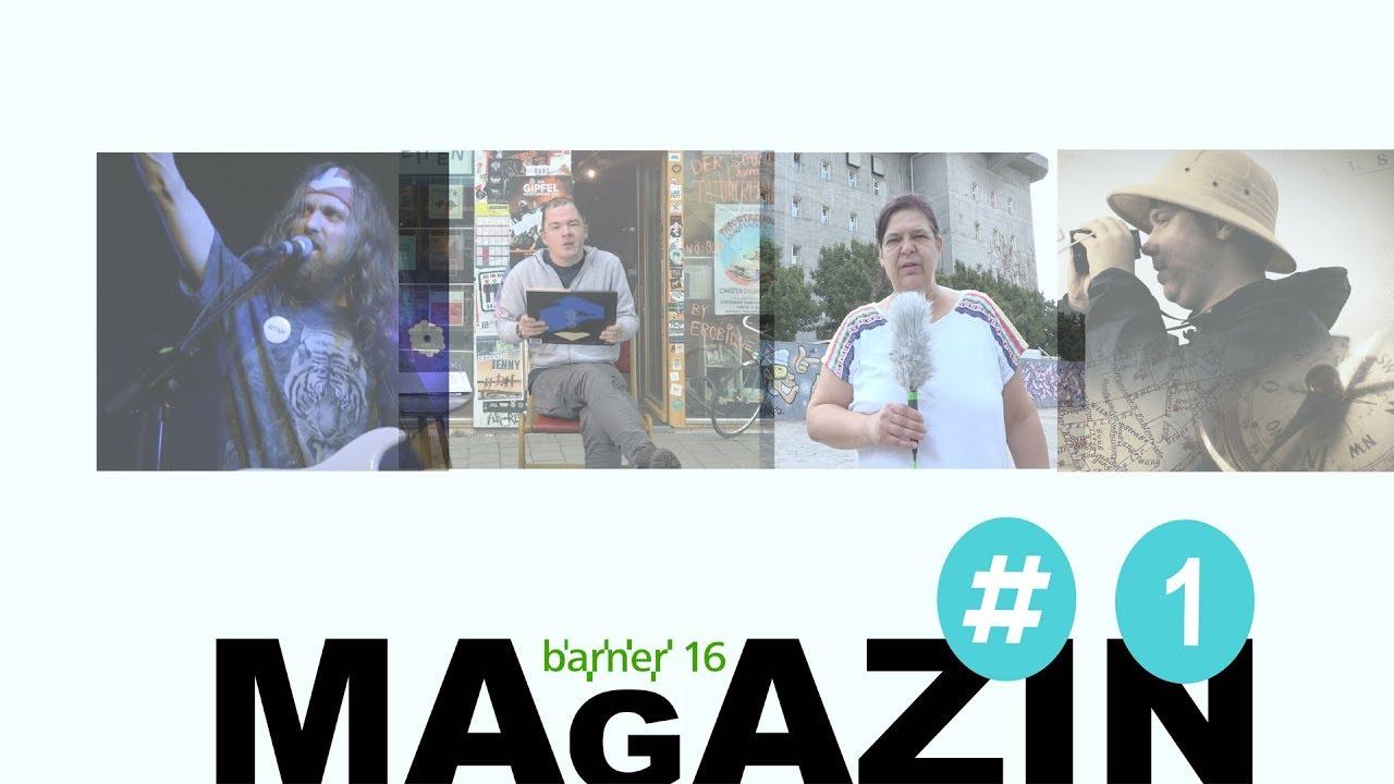 barner 16 Magazin #1