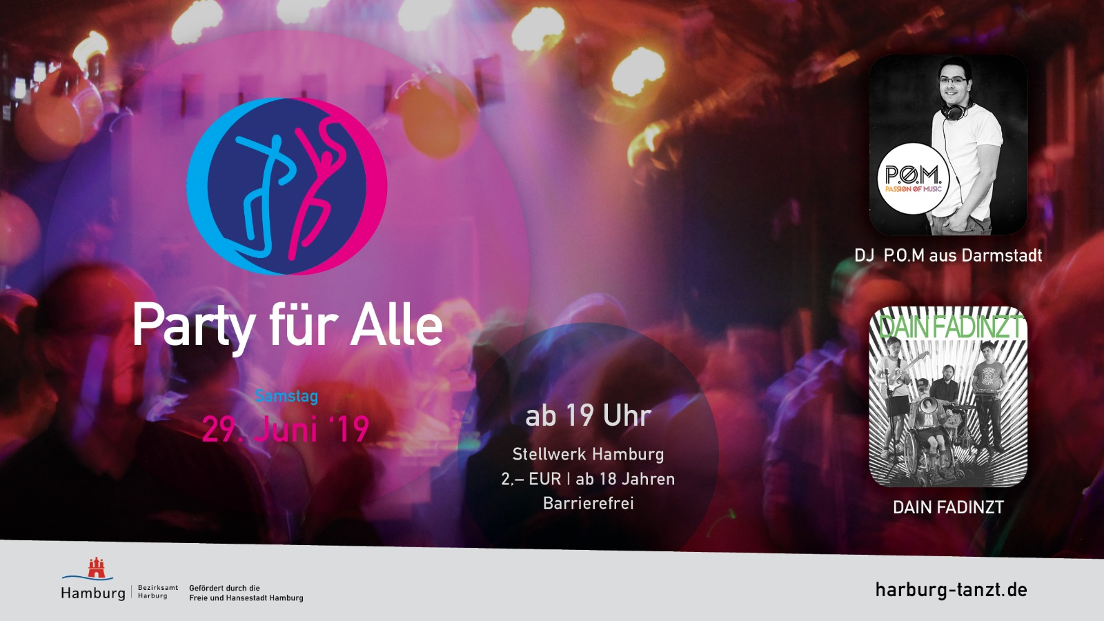 Party für Alle im Juni 2019